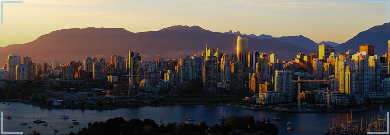 WHY VANCOUVER? 2